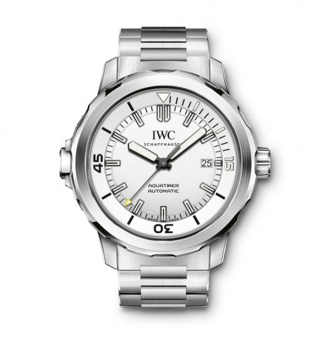Aquatimer Automatic Stainless Steel / Silver / Bracelet