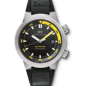 Aquatimer 2000 Titanium / Black / Rubber