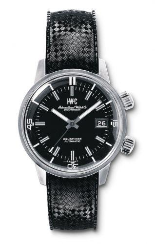 Aquatimer 812 Black / Tropic