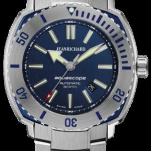 Aquascope Stainless Steel / Blue