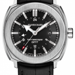 Terrascope GMT Stainless Steel / Black