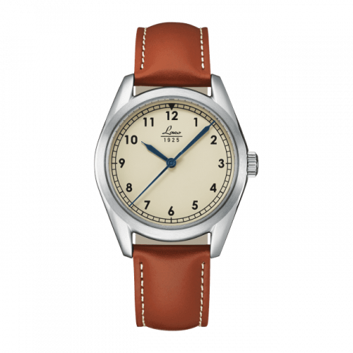 Navy Watch Navy / Stainless Steel / Creme
