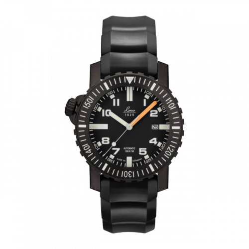 Squad Watch Seven Seas / Stainless steel / Black