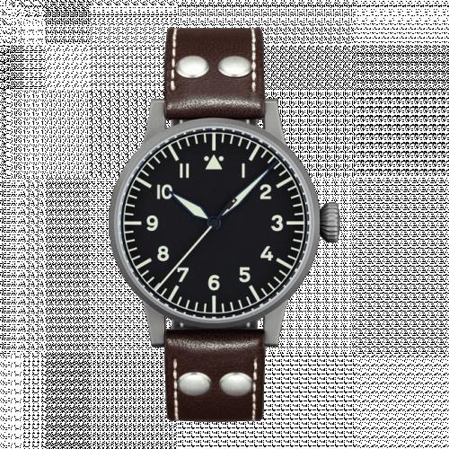 Pilot Watch Original Memmingen Stainless Steel / Black