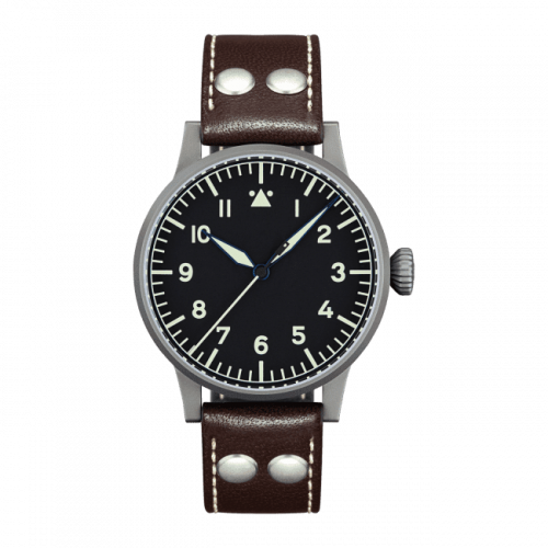 Pilot Watch Original Saarbrücken Stainless Steel / Black