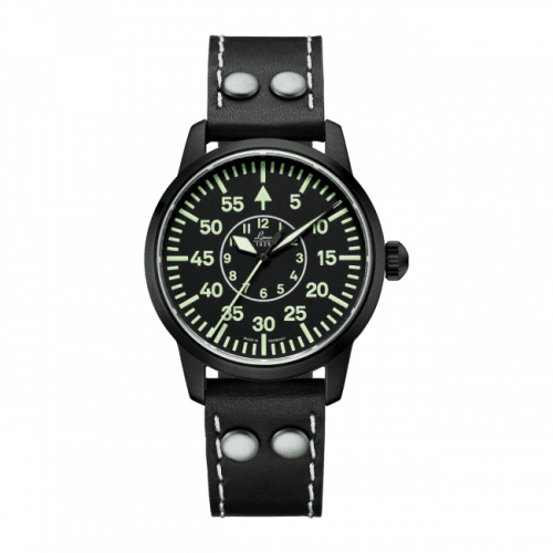 Pilot Watch Basic Birmingham Stainless Steel / Black