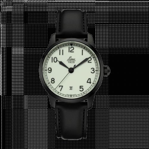 Navy Watch Monaco / Stainless Steel / Superluminova