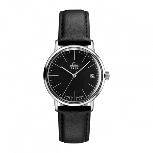 Vintage 34.0 / Stainless Steel / Black