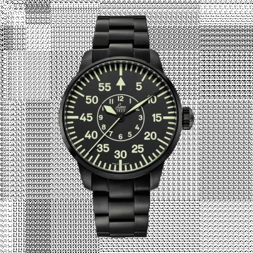 Pilot Watch Basic Sydney Stainless Steel / Black