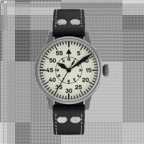 Pilot Watch Original Wien Stainless Steel / Superluminova