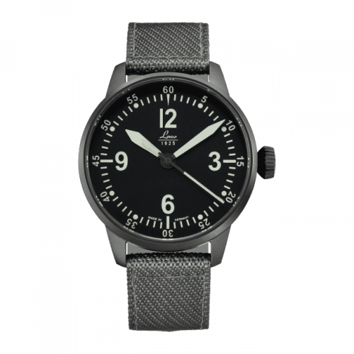 Pilot Watch Special Models Model Bell X-1 / Stainless Steel / Black