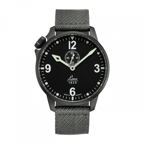 Pilot Watch Special Models Spirit Of St.Louis / Stainless Steel / Black