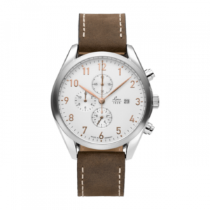 Chronographs Montreal / Stainless Steel / Silver