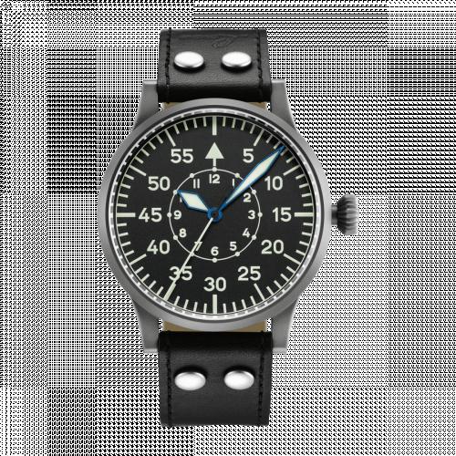 Pilot Watch Original Replica 45 Stainless Steel / Black