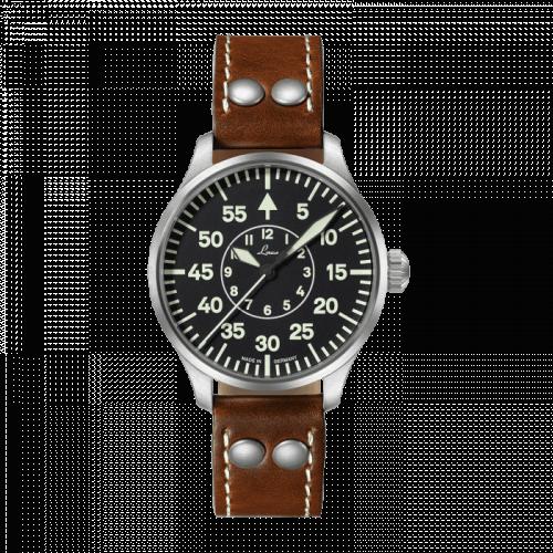Pilot Watch Basic Aachen Stainless Steel / Black