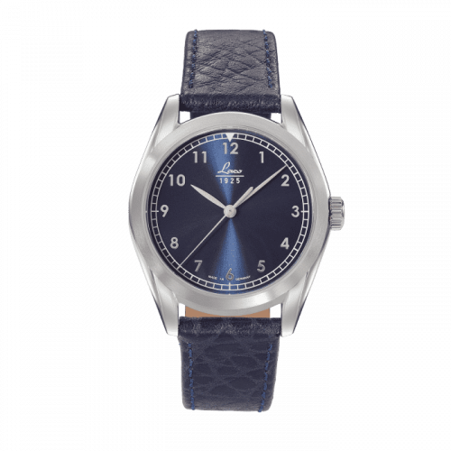Navy Watch Palm Springs / Stainless Steel / Blue