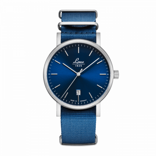Classics Azur / Stainless Steel / Blue