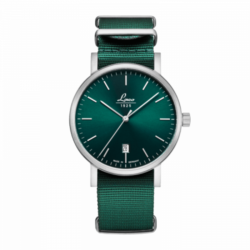 Classics Petrol / Stainless Steel / Green
