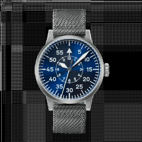 Pilot Watch Original Paderborn Blaue Stunde Stainless Steel / Blue