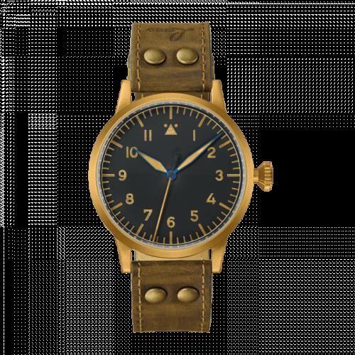 Pilot Watch Original Saarbrücken Bronze / Black