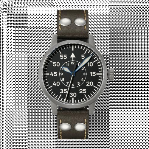 Pilot Watch Original Kempten Stainless Steel / Black
