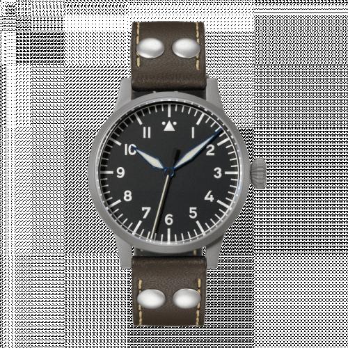 Pilot Watch Original Heidelberg Erbstück Stainless Steel / Black