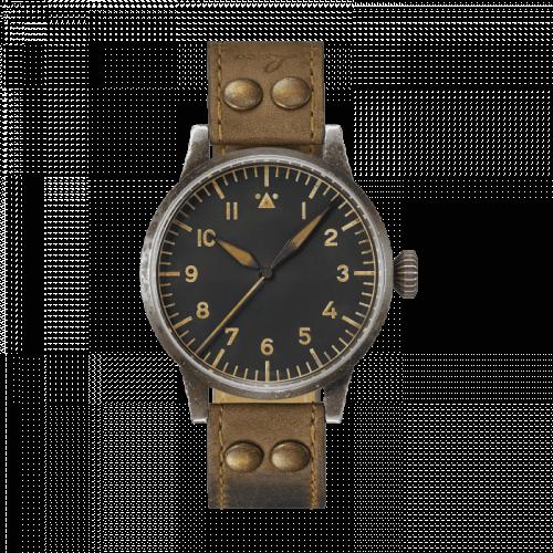 Pilot Watch Original Mülheim An Der Ruhr Erbstück Stainless Steel / Black