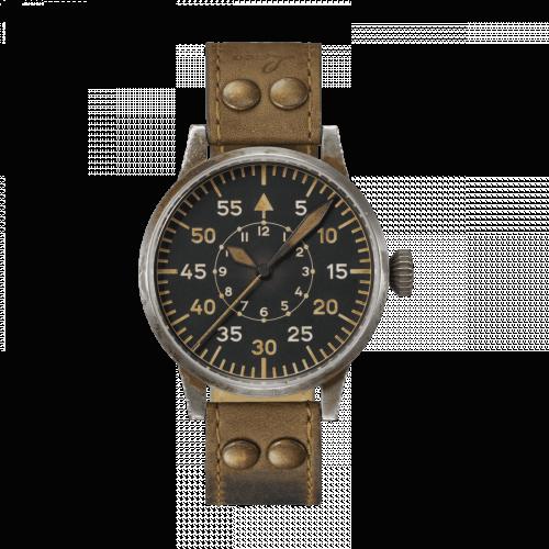 Pilot Watch Original Kempten Erbstück Stainless Steel / Black