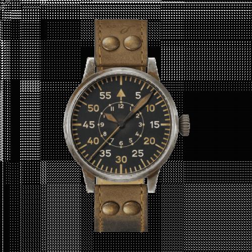 Pilot Watch Original Speyer Erbstück Stainless Steel / Black