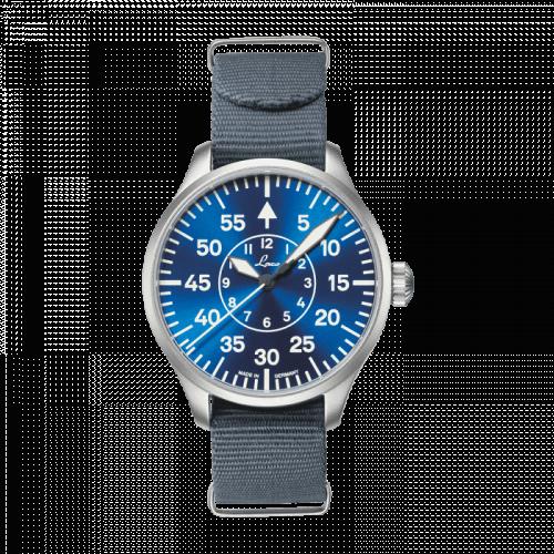 Pilot Watch Original Aachen Blaue Stunde Stainless Steel / Blue