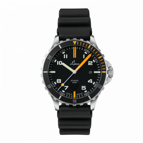 Squad Watch Mojave / Stainless steel / Black