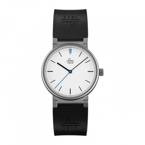 Vintage Absolute / Stainless Steel / White