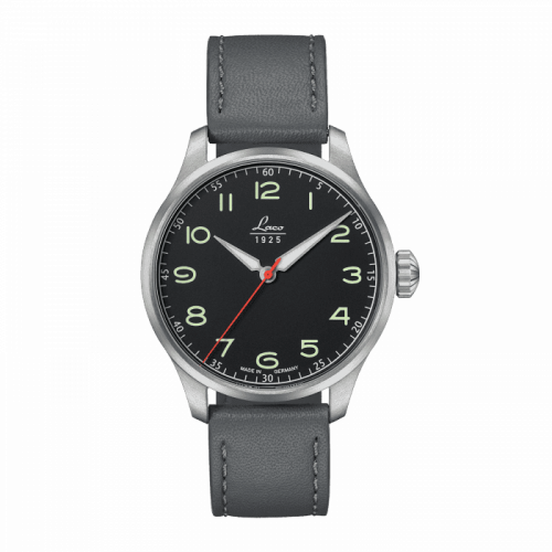 Pilot Watch Special Models Black Automatic / Stainless Steel / Black