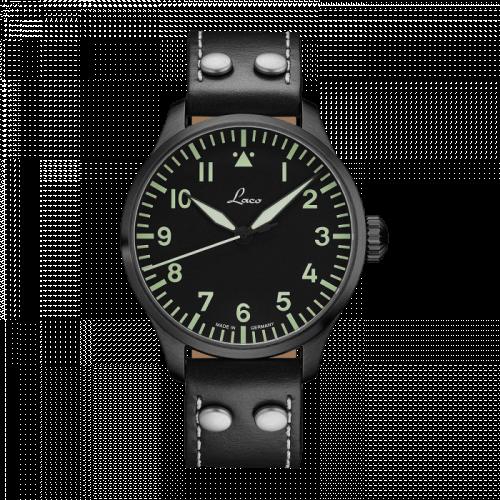 Pilot Watch Basic Altenburg Stainless Steel / Black