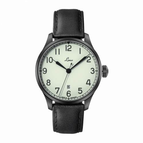 Navy Watch Casablanca / Stainless Steel / Superluminova