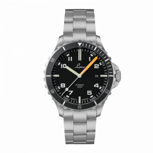 Squad Watch Himalaya MB / Stainless Steel / Black