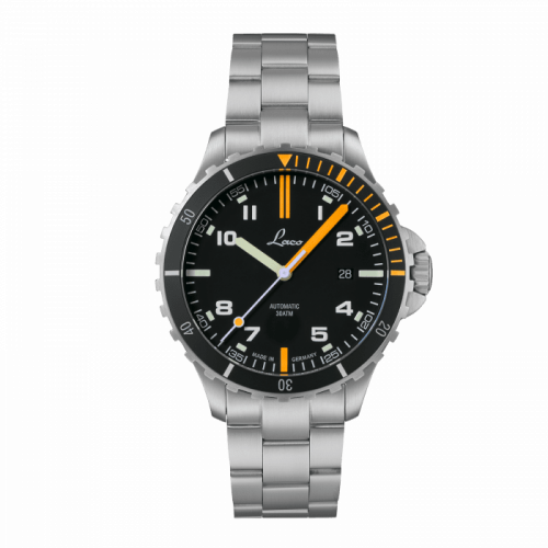 Squad Watch Mojave MB / Stainless steel / Black