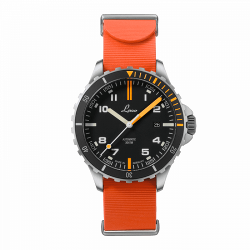 Squad Watch Mojave RB / Stainless steel / Black