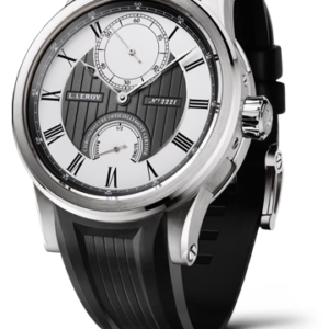 Automatic Deck Chronometer White Gold Grey / Silver