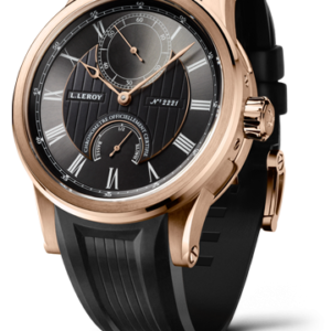 Automatic Deck Chronometer Pink Gold Anthracite