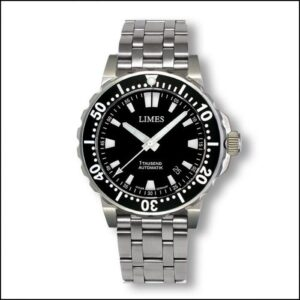 1Tausend Automatic - steel bracelet