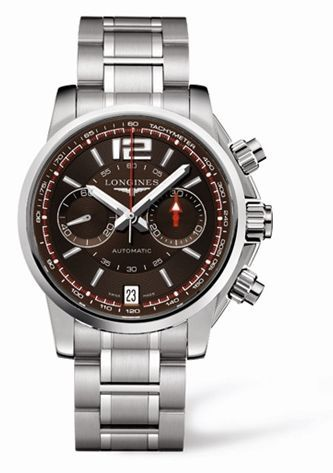 Admiral Chronograph Brown