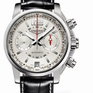 Admiral Chronograph Silver Strap