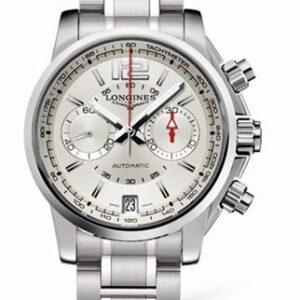 Admiral Chronograph Silver