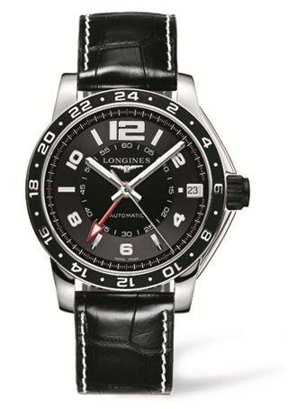 Admiral GMT Black