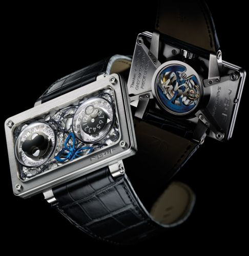 Horological Machine N°2 HM2 Only Watch 2009
