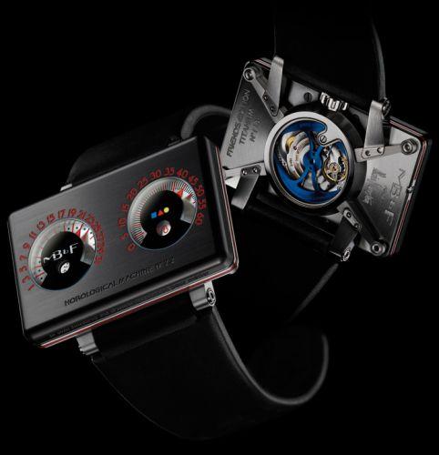 Horological Machine N°2.2 HM2.2 Black Box