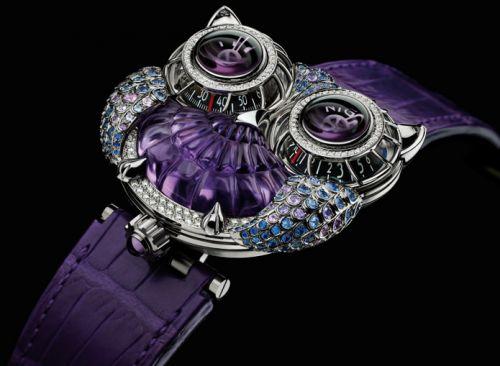 Horological Machine N°3 JWLRYMACHINE Purple