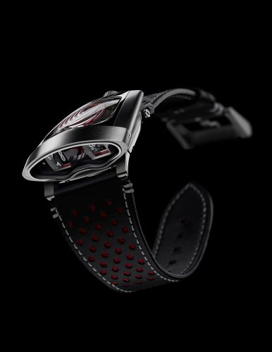 Horological Machine 10th Anniversary HMX Red