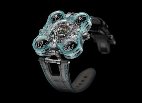 Horological Machine N°6 Alien Nation HM6 Turquoise